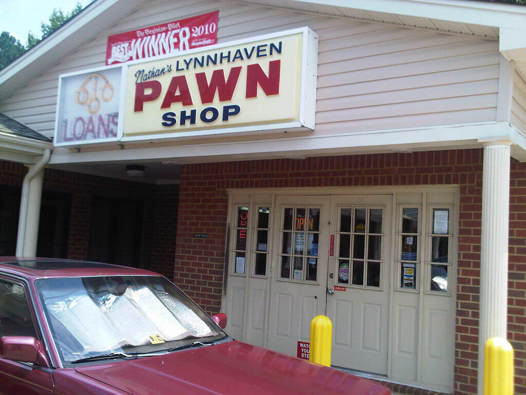 Nathan's Lynnhaven Pawn Notary Public